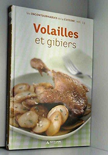 collection-les-incontournables-de-la-cuisine-vol-13-volailles-et-gibiers