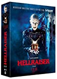 Hellraiser Trilogy Cult'Edition [Édition Collector 4 Blu-ray + 1 Livre 152 pages]