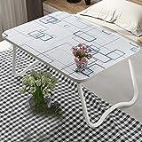 Rart Faltbare Laptop Tisch, Tragbare frühstückstisch Multifunktions studay Tabelle Computer Schreibtisch Klapptisch-C 60x40x28cm(24x16x11inch)