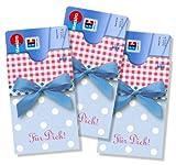 cardbox /// Motiv: Für Dich! /// 3er SET /// Geschenkkarten und Bonuskarten Hülle als originelles Geschenk oder als Geldgeschenk-Verpackung