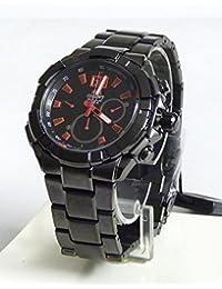 Orient–Reloj de pulsera Cronógrafo Cuarzo Acero inoxidable ftv00004b0