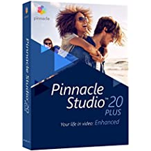 Corel Pinnacle Studio 20 Plus ML - Software De Vídeo