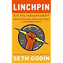 Linchpin: Are You Indispensable? How to drive your career and create a remarkable future by Seth Godin (2010-02-04)