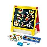 DUYANGANG Kids Blackboard Chalkboard Children Learning Double Sided Board