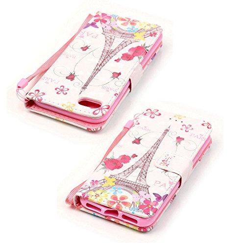 Eine Vielzahl von Farben XFAY HX-455 iPhone 6plus Handyhülle Case für iPhone 6plus Hülle im Bookstyle, PU Leder Flip Wallet Case Cover Schutzhülle für Apple iPhone 6plus-23 Farbe-21