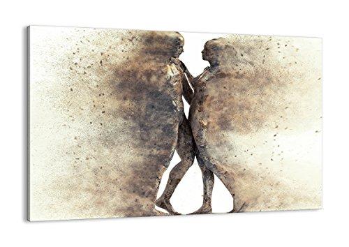 Bild auf Leinwand - Leinwandbilder - Einteilig - Breite: 120cm, Höhe: 80cm - Bildnummer 3102 - zum Aufhängen bereit - Bilder - Kunstdruck - AA120x80-3102