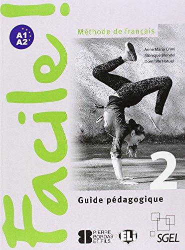 Eso 2 Facile! - Libro del profesor (+cd) por Aa.Vv.