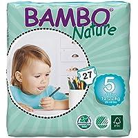 Bambo - 7016 - Pañales Ecológicos Bambo Junior ...