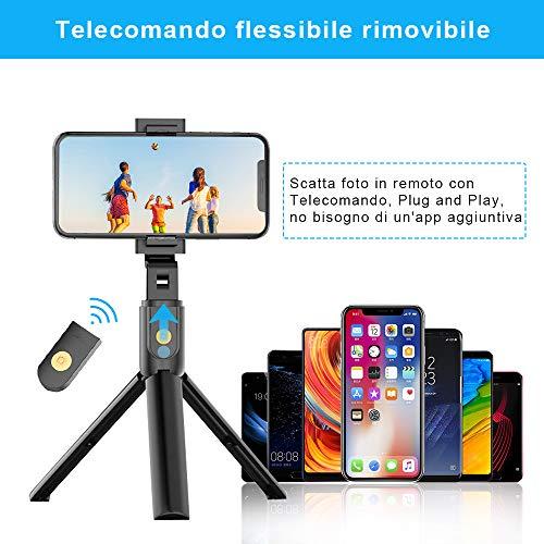 Zoom IMG-2 fappen bastone selfie treppiede 3