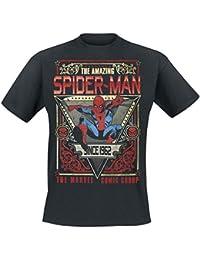 Spider-Man Since 1962 T-shirt noir