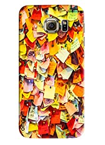 Omnam Flags feedback Printed back cover for Samsung Glaxy Note 5