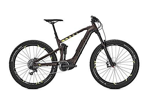 Focus Jam² Factory Plus 27,5 E-Bike 10,5Ah E-Mountainbike Earthbrown/Black