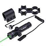 Best Green Laser Pointers - FeelRight Green Dot Adjustable Sight Scope with On/off Review