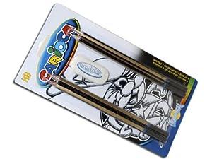 Carioca - Blister con 4 lápices Grafito y Goma (A30801004)