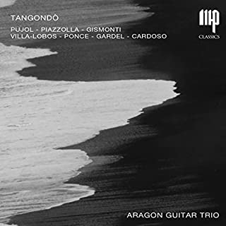 Tangond? by Arag?n Guitar Trio (2014-01-01)
