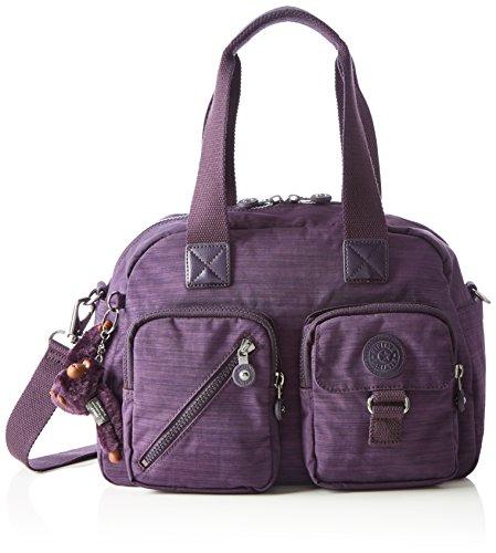 Kipling K18217 Damen Henkeltaschen 33x24.5x19 cm (B x H x T), Violett (79W Dazz Purple)