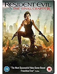 Resident Evil: The Final Chapter [DVD] [2017]