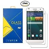 [2 Pack] Pellicola Vetro Temperato Huawei Ascend G7 / G7-L01 / G7-L03 - Schermo Antiurto Antigraffio