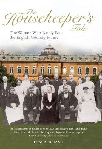 The Housekeeper's Tale por Tessa Boase