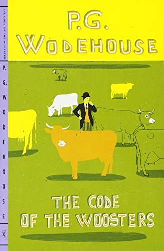 Book cover for The Code of the Woosters