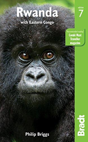 Rwanda: with Eastern Congo (Bradt Travel Guides) (English Edition)