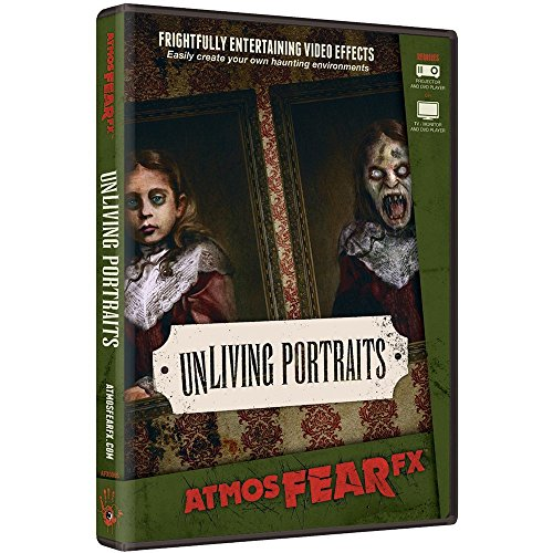 AtmosFEARfx UnLiving Portraits Halloween Digital Decorations