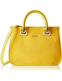 Liu Jo Damen Anna Boston Bag Tote, 16 X 26 X 34.5 cm