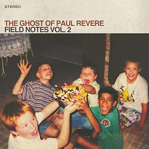 Field Notes, Vol. 2 Paul Revere