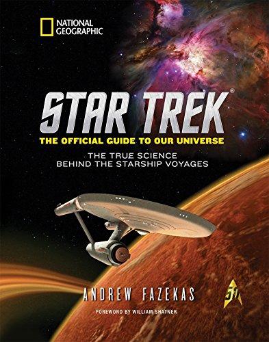 Star Trek The Official Guide To Our Universe por Andrew Fazekas