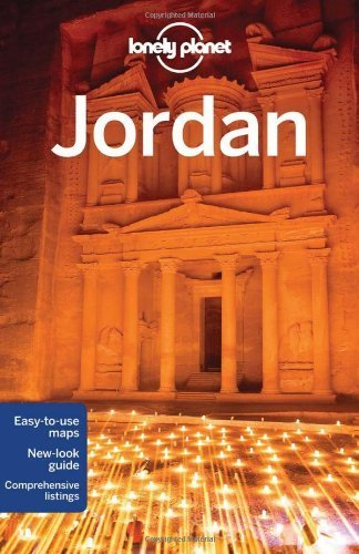 Lonely Planet Jordan (Travel Guide) by Lonely Planet ( 2012 ) Paperback