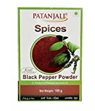 100g Patanjali spezie pepe nero in polvere