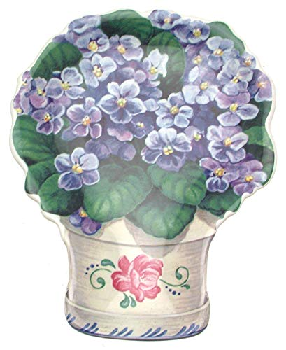 C1997Bradford Exchange Beauty in Bloom Geschenke vom Garden Larry Tucci Platte cp1641 -
