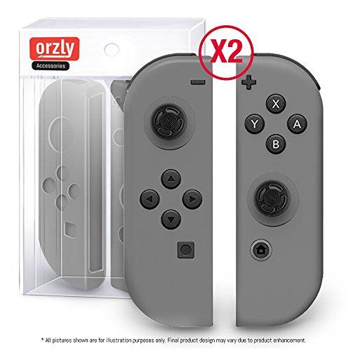 flexicase-orzly-confezione-doppia-per-joy-con-switch-due-custodie-protettive-2x-grigio-nero-custodie