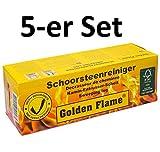 Kaminreiniger Entrußer für Ofen & Kamin alle Rohre einschließlich Edelstahl (5x Entrußer)