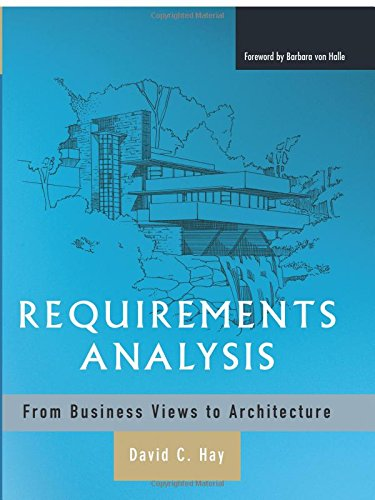 Requirements Analysis: From Business Views to Architecture