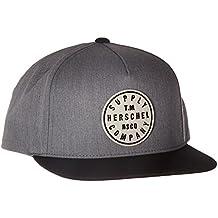 Herschel TM Snapback Gorra - talla única - grey/black