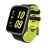 Reloj inteligente, de la marca Gfordt, resistente al agua(IP68), con Bluetooth para Android y iOS,...