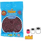 HAMA Beads Mini Bordeaux (n°30) x2000