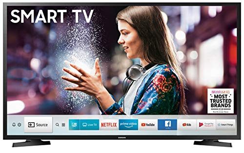 Samsung 108 cm (43 Inches) Series 5 Full HD LED Smart TV UA43N5380 (Black) (2018 model)