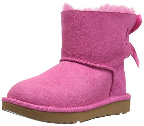 UGG Mini Bailey Bow II Toddler Stiefel 2019 pink Azalea, 25 -