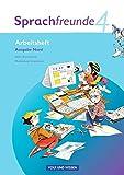 Sprachfreunde - Ausgabe Nord 2010 (Berlin, Brandenburg, Mecklenburg-Vorpommern): 4. Schuljahr - Arbeitsheft