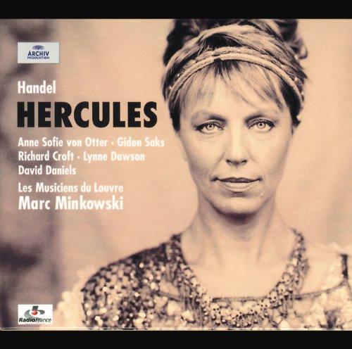 Handel: Hercules (3 CDs)