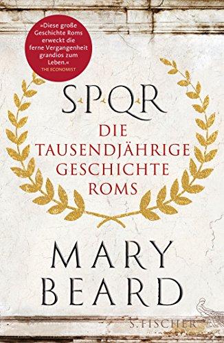 Buchseite und Rezensionen zu 'SPQR: Die tausendjährige Geschichte Roms' von Mary Beard