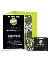Tomtomt Prepaid Karte 12 Monate Kartenaktualisierung