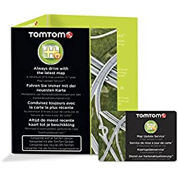 TomTom Carte de Mise à Jour Prépayée 12 Mois (Import Europe)
