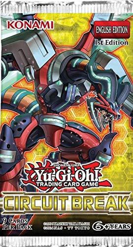 Yu-Gi-Oh!. kon546840Circuit Break Sortiert Karte Booster Pack