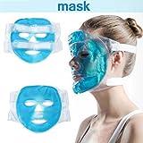 Máscara gel para desinflamar el