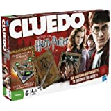 Hasbro - Juego de mesa Cluedo, edición Harry Potter (importado de Reino Unido)