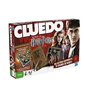 Hasbro Cluedo World of Harry Potter Game