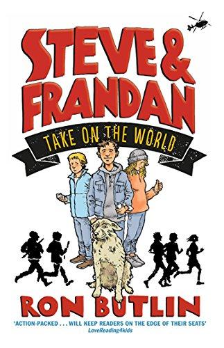 Steve & FranDan Take on the World